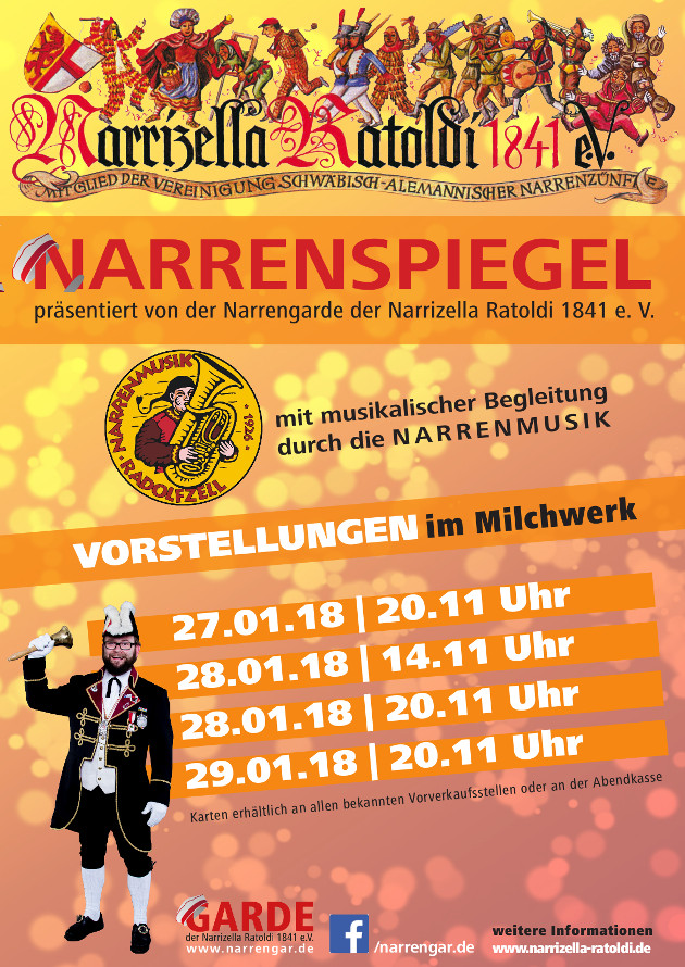Narrenspiegel 2018